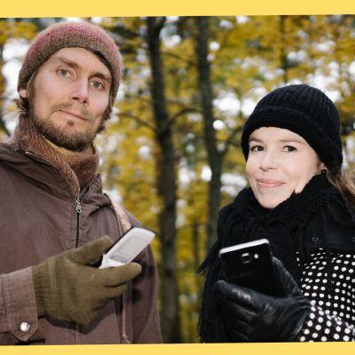 Kännykät: Osma käyttää 15 vuotta vanhaa kännykkää ja taistelee sillä nykyistä kulutuskulttuuria vastaan