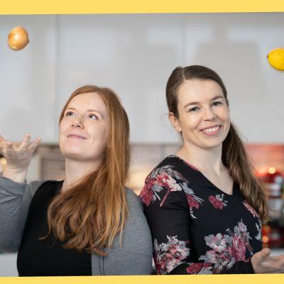 Ruoka: Saako vegaanibloggaaja Elina Innanen piintyneen sekasyöjän kasvisruuan ystäväksi?
