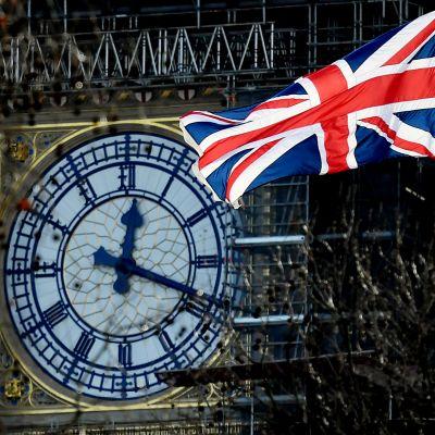 Historiallinen hetki: Britannia jättää Euroopan unionin