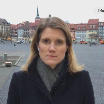 Kirjeenvaihtajan raportti Saksan Thüringenin poliittisesta kriisistä