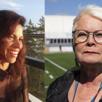 Kuopion Zontakerho II valitsi Vuoden Savon Naiseksi opetusneuvos Eija Vähälän ja Vuoden Savon Maahanmuuttajanaiseksi hondurasilaislähtöisen projektikoordinaattori Paola Kontron.