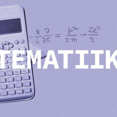 teksti matematiikka
