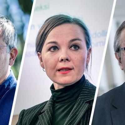 Miten Suomen talous kestää koronan?