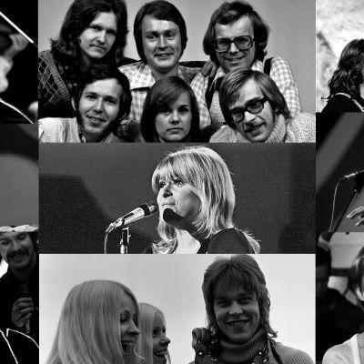 70-luvun Suomen euroviisuedustajat