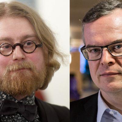 Pauli Rautiainen ja Lasse Lehtonen.