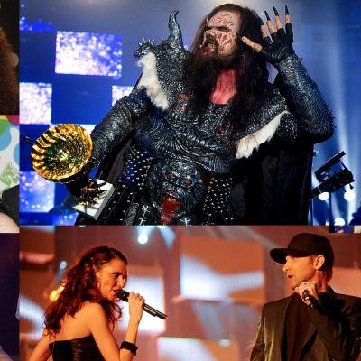 Euroviisuäänestys 2000-luvun ensimmäinen vuosikymmen.