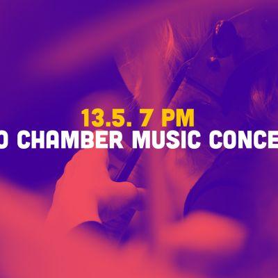 RSO chamber music concert 13.5.