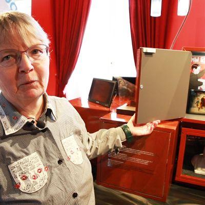 Yle Tampereen museokierros: Lenin-museo