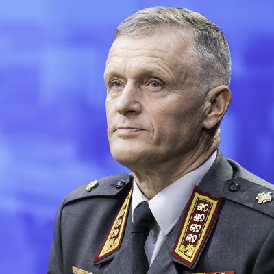 Puolustusvoimain komentaja, kenraali Timo Kivinen