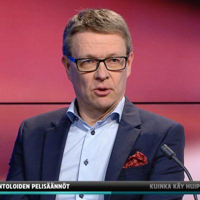 Matkailu- ja Ravintolapalvelut MaRan toimitusjohtaja Timo Lappi