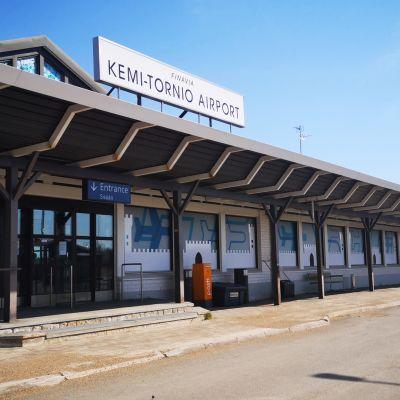 Kemi-Tornion lentokenttä.