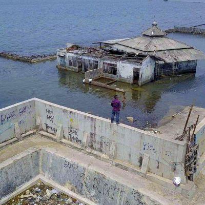 Merenpinnan kohoamisesta tulee yksi ihmiskunnan suurimmista haasteista.
