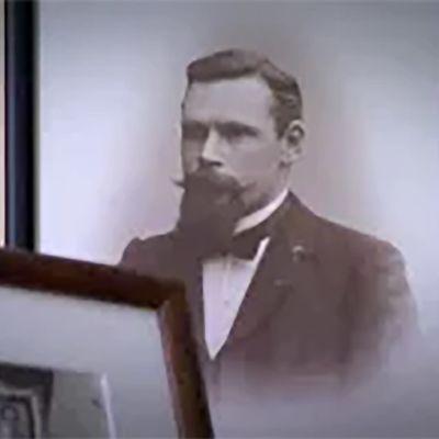 Kirjailija Volter Kilpi
