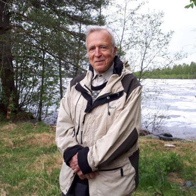 Tutkija Jukka Jormola