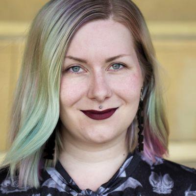 Pelisuunnittelija Karoliina Korppoo