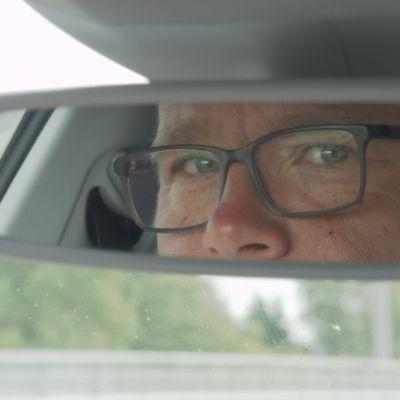 Anssi Roitto taxiföretagare i Helsingfors