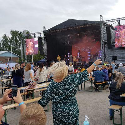 Siltakemmakat-festivaali Puumalassa 6. elokuuta.