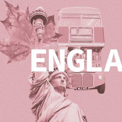 """""""englanti"""""""