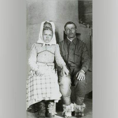 Jaakko ja Fedsi Sverloff