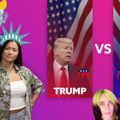 Miten valitaan AMERIKAN seuraava PRESIDENTTI? Trump vai Biden?