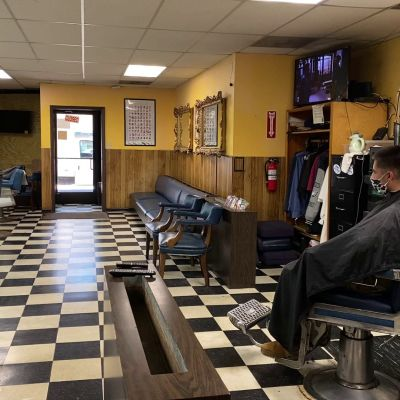 Barbershop i Raleigh North Carolina