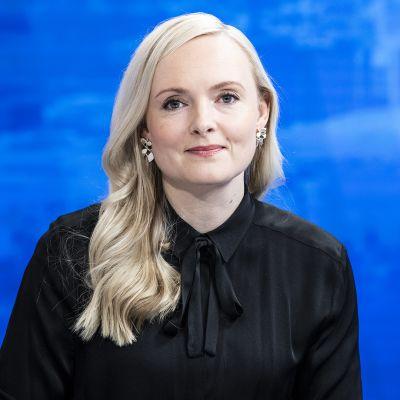 Maria Ohisalo Ylen Ykkösaamussa.