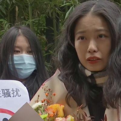 Kiinalainen oikeusjuttu määrittää metoo-liikkeen mahdollisuuksia
