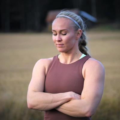 Stefanie Hagelstam ei välittänyt kehon varoituksista - romahti jatkuvan ylirasituksen, pelon ja surun murtamana