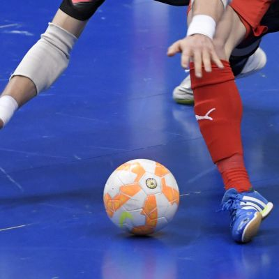 Futsalin EM-karsinta Montenegro - Suomi