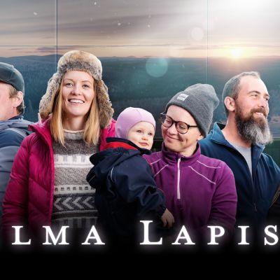 Traileri: Unelma Lapista - Hyvästi Helsinki ja Sydney