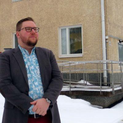 Petäjäveden uusi kunnanjohtaja Mikko Latvala