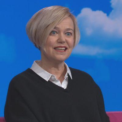 Kati Juurus Puoli seitsemän -ohjelmassa