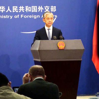 Kiinan ulkoministeriö vastasi pääministeri Marinin uiguuritviittiin