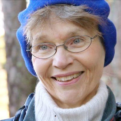 Kirjailija Ulla-Lena Lundberg