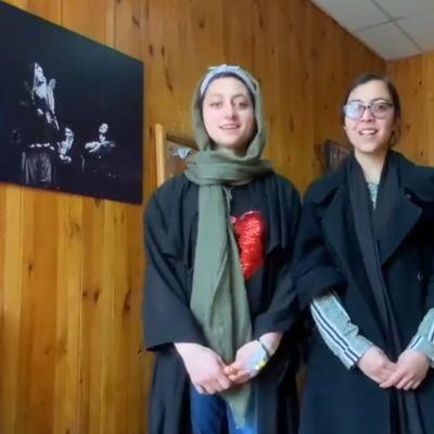 Afganistanissa naisaktivistit vastustavat laulukieltoa.
