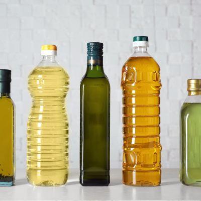 öljypulloja