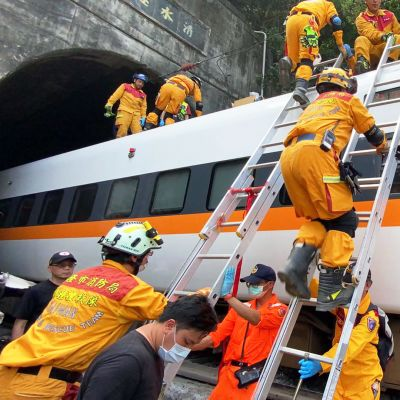 Taiwanin junaonnettomuus