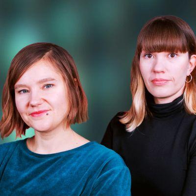 Heini Strand ja Inka Rantakallio