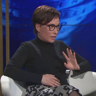 """Karina Jutila hallituksen neuvotteluista: """"Sitten yhtäkkiä naksahti joku"""""""