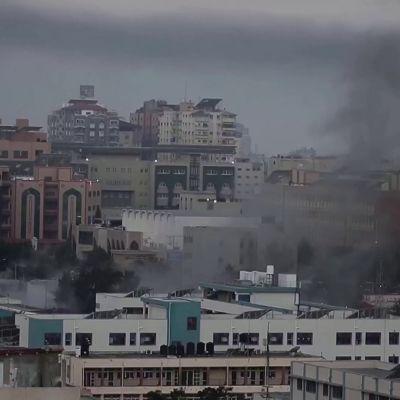 Israel moukaroi Gazaa