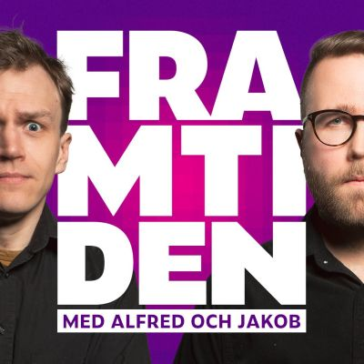Alfred Backa och Jakob Nylund 2021