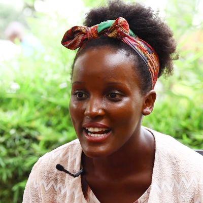 Ilmastoaktivisti herättää Ugandassa ihmetystä