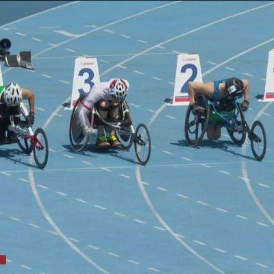 Piispanen kelasi 100 metrin EM-kultaa