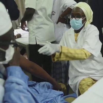 Senegalissa viritellään omaa koronarokotetuotantoa