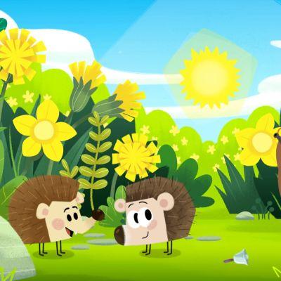 Piikki ja Siiri -animaatiosiilit