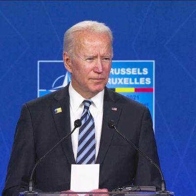 Presidentti Joe Biden valmis yhteistyöhön Putinin kanssa