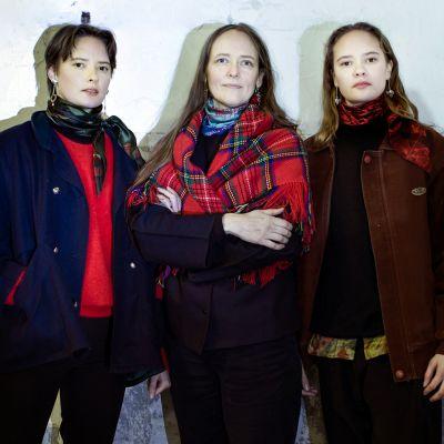 Outi Pieski, Katja Haarla, Biret Haarla