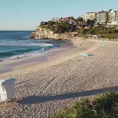 Sydneyssä estetään uusia tartuntoja tiukoin toimin