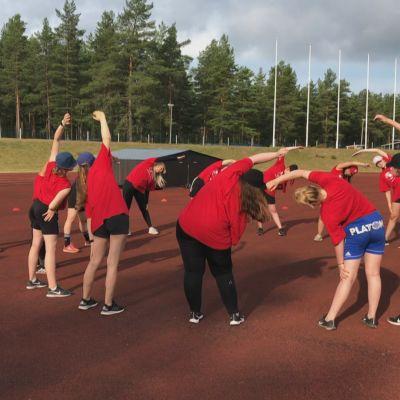 """""""Yhteishengestä ja kavereista on leiritunnelma tehty"""" - Pitkis-Sport järjestettiin tänä kesänä supistetusti"""