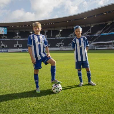 Juniorijalkapalloturnaus Helsinki Cup käynnistyi